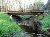 Upstream of Bridge